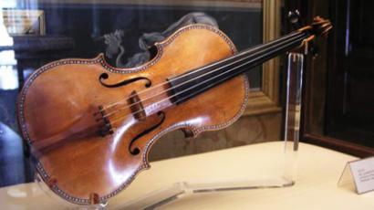 1727 Stradivarius violin