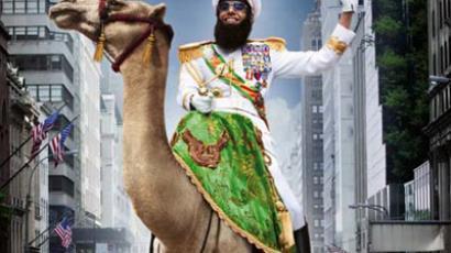 Tajikistan rejects 'The Dictator'