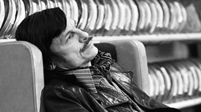 Film director Andrei Tarkovsky, 1979. (RIA Novosti / Solovjev)