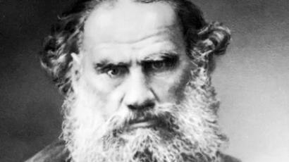 Leo Tolstoy (RIA Novosti)