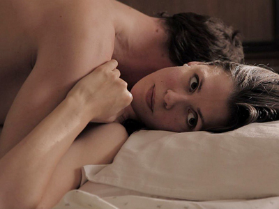 Olga Dykhovichnaya in the award-winning Twilight Portrait (image from kinopoisk.ru)