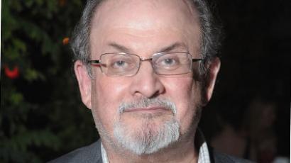 Salman Rushdie.(AFP Photo / Michael Loccisano)