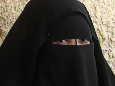 Veiled women in Egypt get their own TV channel (AFP Photo / Khaled Desouki)