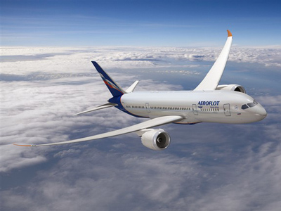 Aeroflot posts 9M 2010 Net Profit of $ 281million