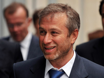 Russian billionaire Roman Abramovich (AFP Photo/Ben Stansall)