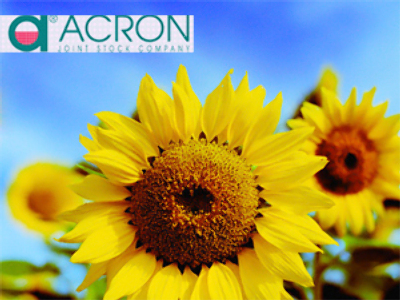 Acron posts 1H 2009 Net profit of 947 million Roubles