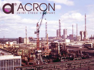 Acron posts 1Q 2009 Net Loss of 849 million Roubles