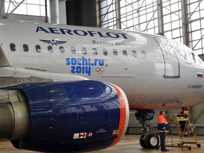 Aeroflot ranked among World's top ten carriers