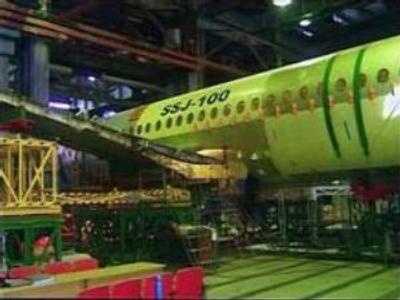Aeroflot orders 15 Sukhoi Superjets