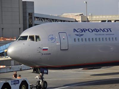 Aeroflot Boeing-767 (RIA Novosti / Natalia Seliverstova)