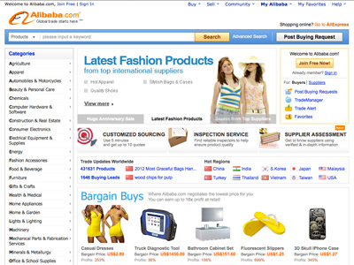AliExpress to offer Russians more 'made in China'