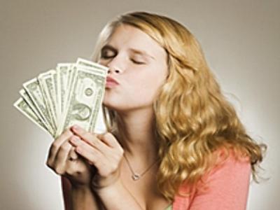 Americans loving their dollars
