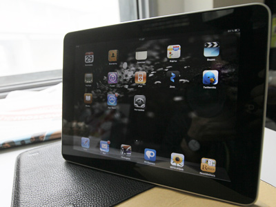 Russian Antimonopoly service: iPad evades customs duty