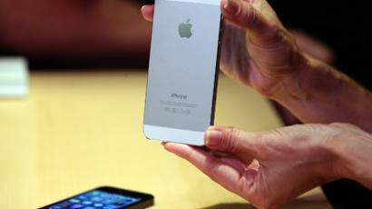 Apple's IPhone 5 to give 33% boost for China's export in 4Q12