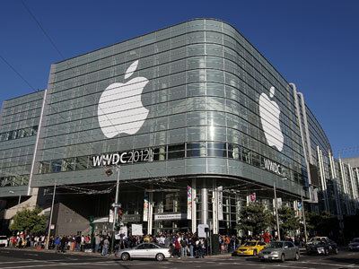 Apple most valuable company in the world, but not in history