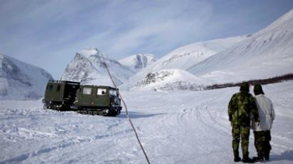 Russia to build new naval bases in the Arctic