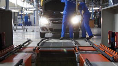 Russian automaker Avtovaz disappoints despite headline figures