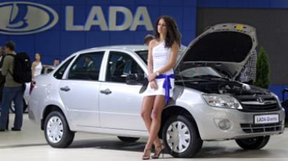Avtovaz in top gear