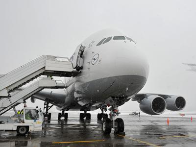 Airbus A380 (RIA Novosti / Ramil Sitdikov)