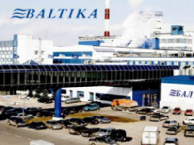 Baltika brews H1 Net profit increase of 13.5%