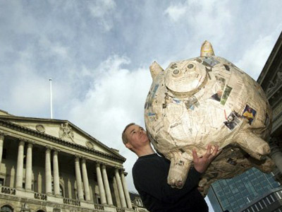 Quantitative easing out of fashion