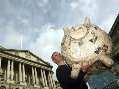 Quantitative easing out of fashion