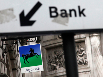 Bank of England warns Lloyds and RBS need billions more in capital