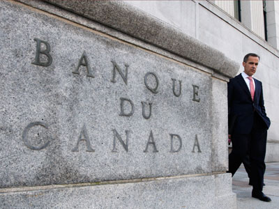 Bank of Canada.(REUTERS / Chris Wattie)