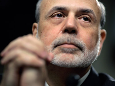 Bernanke: Pessimistic on US economy, but no stimulus hint