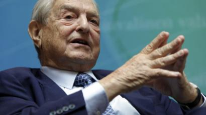 Soros and Paulson are back to gold rush