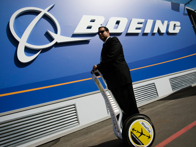 Boeing planes become pricier