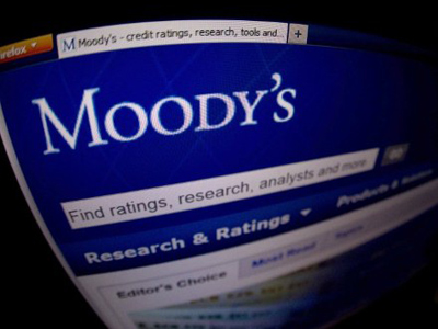Moody's springs a mine on the UK