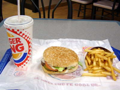 Burger King beefs up local fast food competition