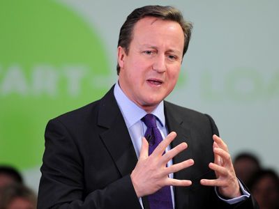 Cameron to make 'damn sure' large corporations pay UK taxes
