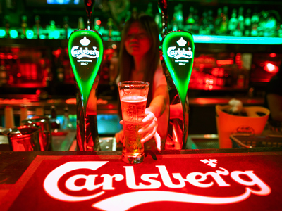 Carlsberg buys out Russia´s Baltika