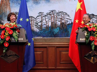 China pledges to buy more EU bonds as crisis deepens