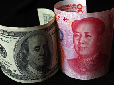 China to export yuan to BRICS
