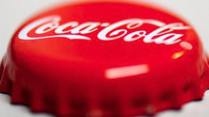 Coke commits to Russian market.