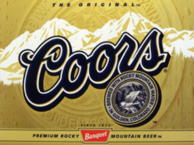 Coors beer coming to Russia
