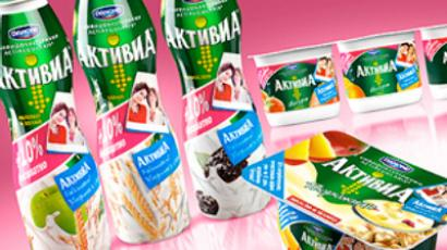 Danone and Unimilk link up on Russian dairies
