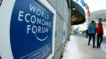 """The Great Transformation: Shaping New Models"" in Davos"