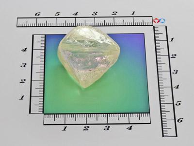 $1mln diamond found in Russia
