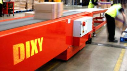Dixy posts FY 2008 Net Loss of 324 million Roubles