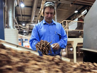 Russian cigarette maker takes a final puff