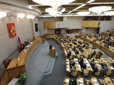 Duma second reading passes retail trade law