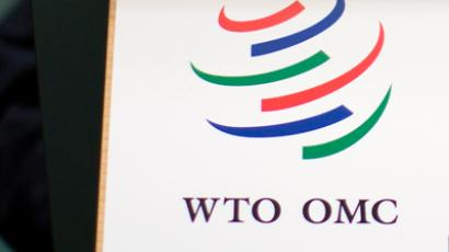 'Russia's been 10 years late to WTO'