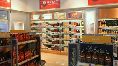 Russia loses third of its booze producers