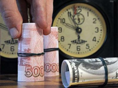 Economic downturn has Russians saving