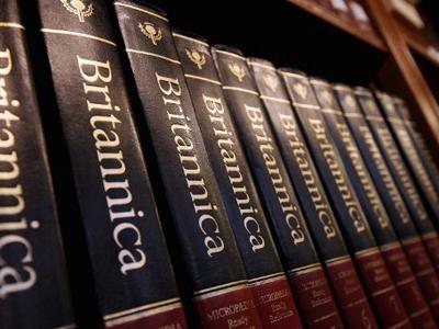 Britannica sales skyrocket on paper edition halt