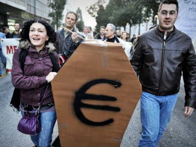 EU debt bomb – coming soon to an economy near you